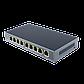 Коммутатор сетевой POE GreenVision GV-004-Е-08+1P, фото 3
