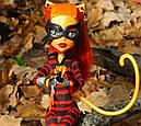 Лялька Monster High Торалей (Toralei Stripe Cat Tastrophe) з серії Power Ghouls Монстр Хай, фото 5