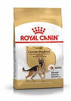 Полнорационный сухой корм Royal Canin German Shepherd Adult для взрослых собак породы немецкая овчарка (3 кг.)