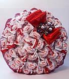 Букет из  конфет  Raffaello Торжественный, фото 3