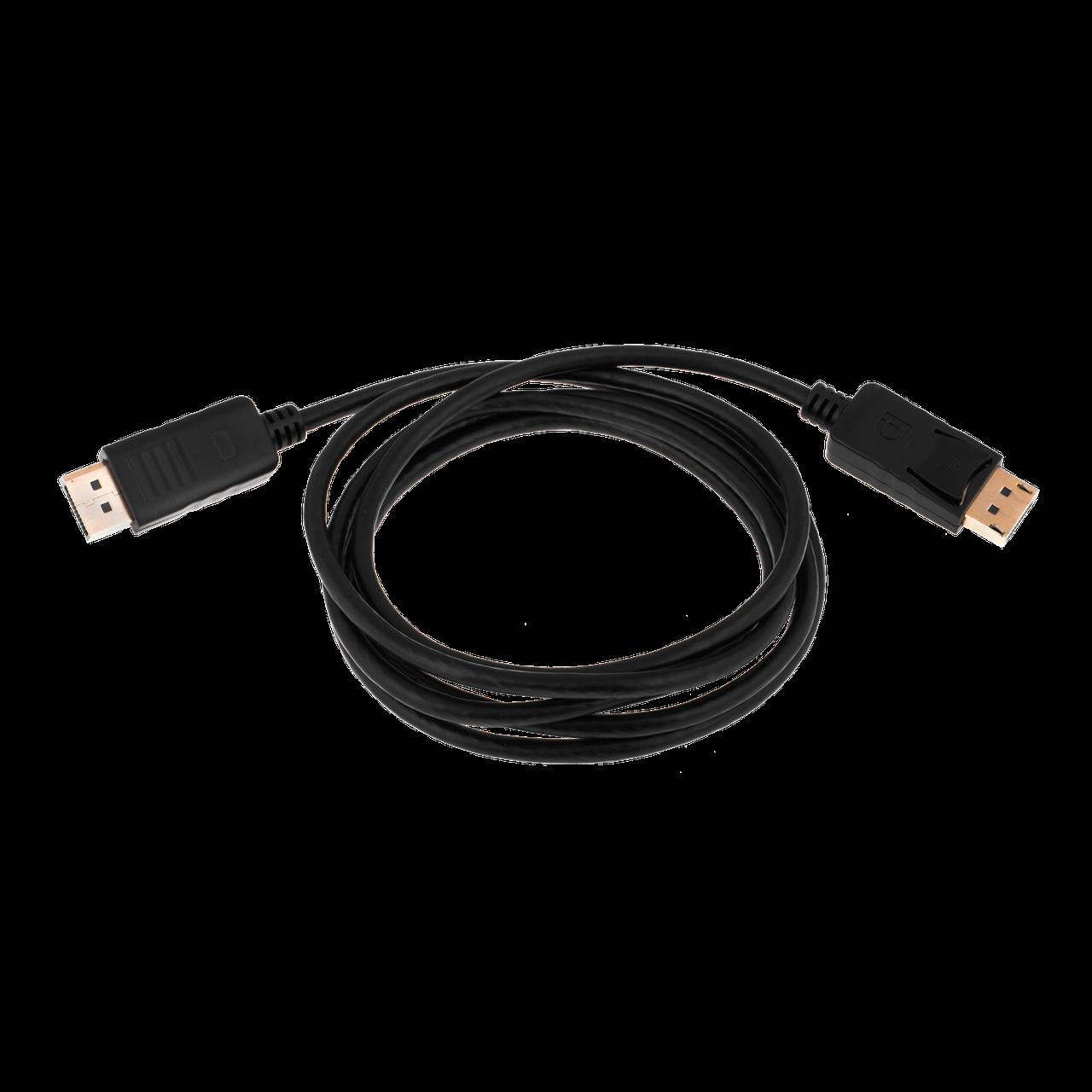 Кабель DisplayPort LogicPower 4К 1.8 м
