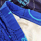 Мужские трусы боксеры Инсан Insamg 18434 бамбук + хлопок (в упаковке разные размеры) 20039295, фото 4