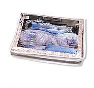 """Полуторный комплект (Бязь)   Постельное белье от производителя """"Королева Ночи""""   Одуванчики на розовом, фото 5"""