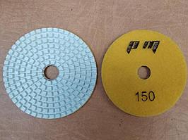 Гибкий полировальный круг (черепашка) Ø100 Р150