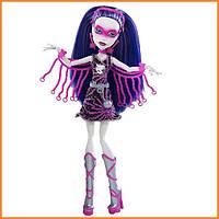 Кукла Monster High Спектра (Spectra Vondergeist - Polterghoul) из серии Супергерои Монстр Хай