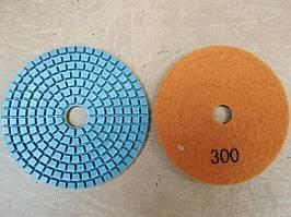 Гибкий полировальный круг (черепашка) Ø100 Р300