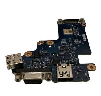Материнская плата VGA USB для ноутбука Dell latitude E6530 E6520 P/N: QALA0 LS-7761P 07TRKR 7TRKR