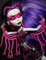 Кукла Monster High Спектра (Spectra Vondergeist - Polterghoul) Супергерои Монстер Хай Школа монстров