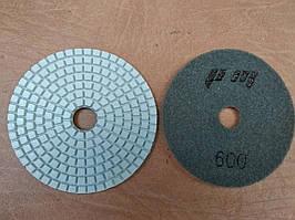 Гибкий полировальный круг (черепашка) Ø100 Р600