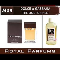 «The One For Men» от Dolce & Gabbana. Духи на разлив мужские Royal Parfums