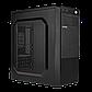 Корпус LP 2009-400W 8см black case chassis cover с 1xUSB2.0 и 2xUSB3.0, фото 3