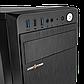 Корпус LP 2009-400W 8см black case chassis cover с 1xUSB2.0 и 2xUSB3.0, фото 4