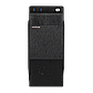 Корпус LP 2009-500W 12см black case chassis cover с 1xUSB2.0 и 2xUSB3.0, фото 2