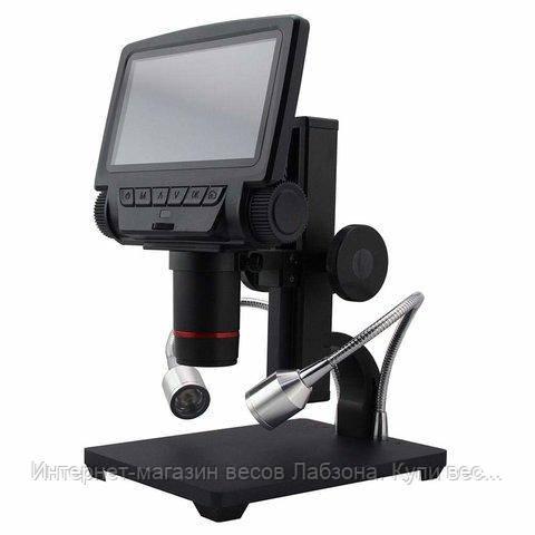 Цифровой USB-микроскоп с дисплеем Andonstar ADSM301