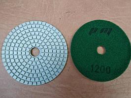 Гибкий полировальный круг (черепашка) Ø100 Р1200