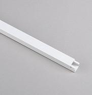 Кабель-канал КДК 12х12 2м  для прокладки кабельно-проводниковых изделий в помещениях всех типов зданий
