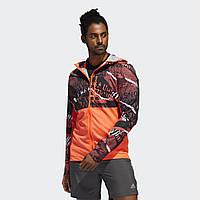 Мужская ветровка Adidas Own The Run Graphic (Артикул:FL6988)