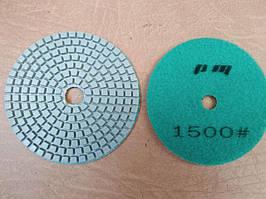 Гибкий полировальный круг (черепашка) Ø100 Р1500