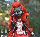 Кукла Monster High Вайдона Спайдер (Вебарелла-Webarella) из серии Power Ghouls Монстр Хай, фото 4