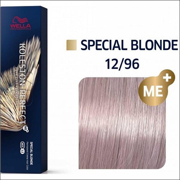 Koleston Perfect ME+ 12/96,блондин Сандрі фіолетовий 60 мл