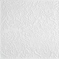 Плитка потолочная бесшовная W14 Зенит белая (от 10 кв.м.)
