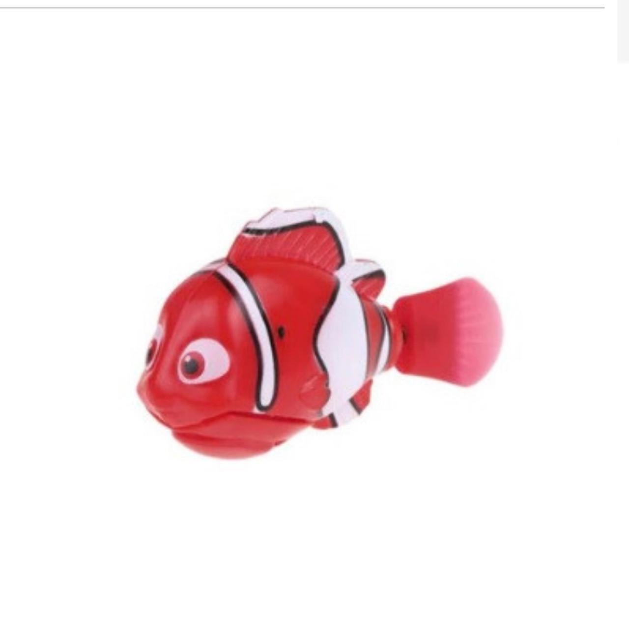 Интерактивная игрушка рыбка-робот (роборыбка) Nano Robo Fish В поисках Немо