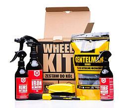 Набір по догляду за шинами та колісними дисками Wheel Kit