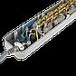 Фильтр-удлинитель сетевой LogicPower LP-X5, 5 розеток, цвет-серый, 10 m (OEM), фото 5
