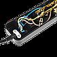 Фильтр-удлинитель сетевой LogicPower LP-X5, 5 розеток, цвет-черный, 3,0 m, фото 5