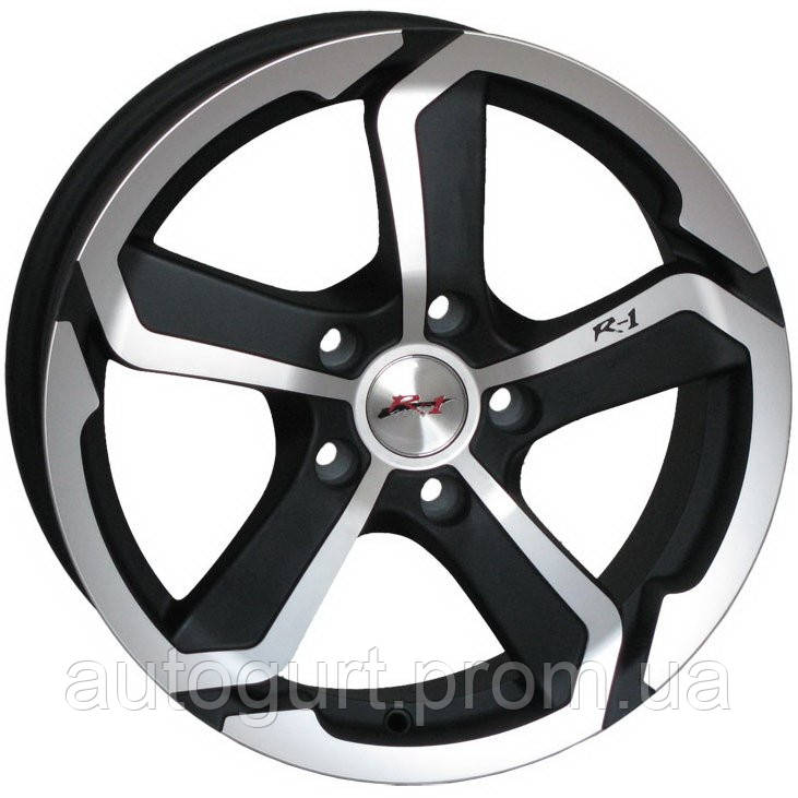 RS Wheels 5158TL 6x14 4x98 ET 35 Dia 58 (MCB)