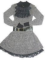 Подростковое платье для девочки Турция 158р 164р