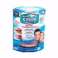 Виниры съемные Snap On Smile для зубов двойные верх и низ на Зубы вініри накладка на зубы смайл