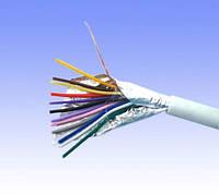 Кабель сигнальный (екранированый)  16*0,22 (100м)