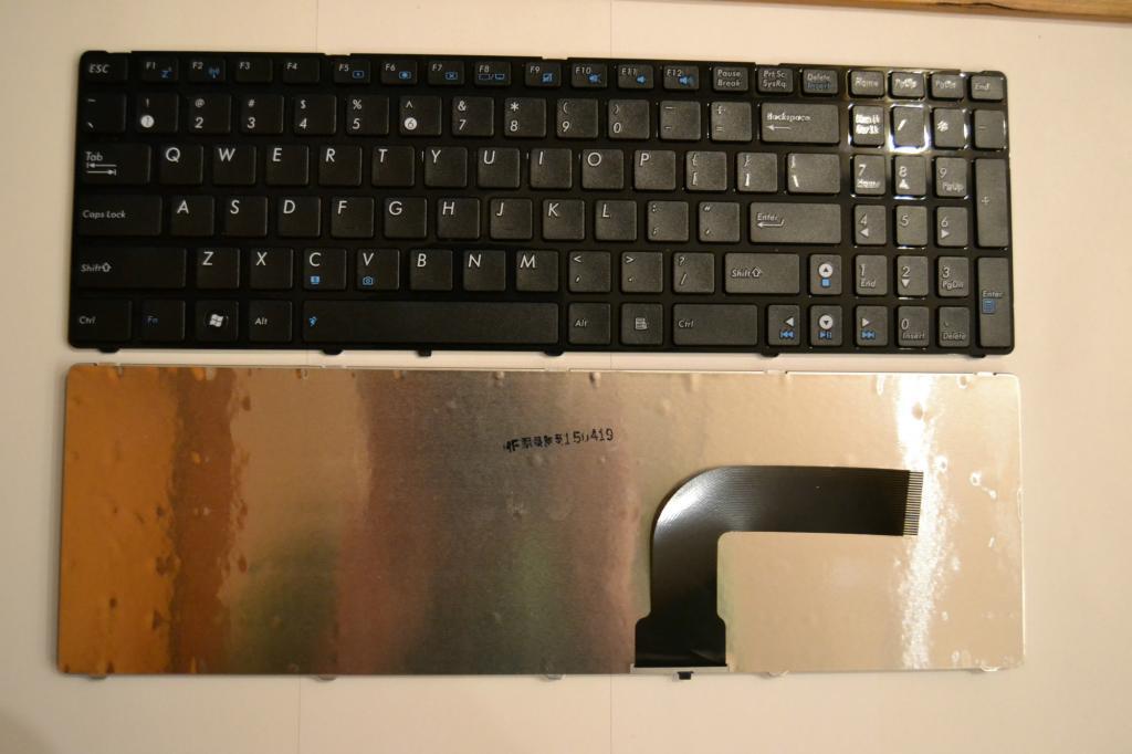 Клавиатура ASUS X53SR, X53SV, X54