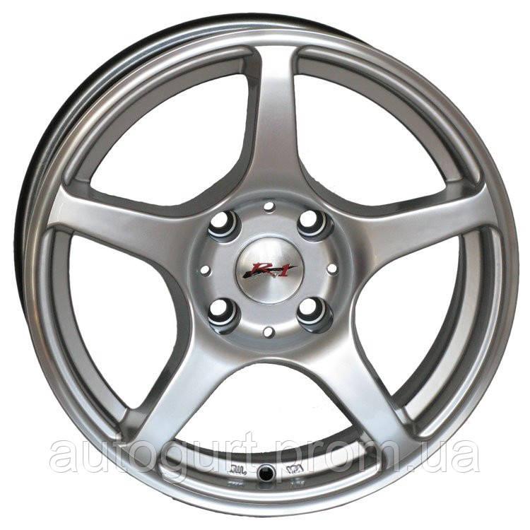 RS Wheels 280 6x14 4x108 ET 18 Dia 65 (супер серебро)