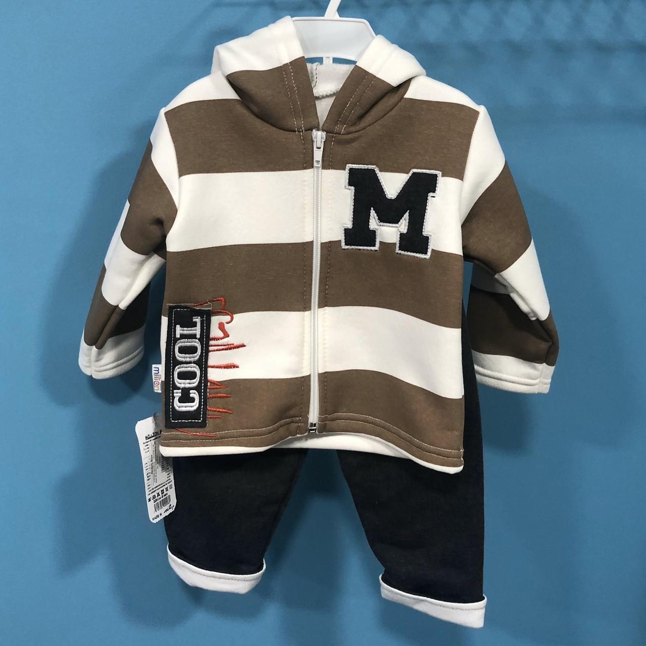Детский костюм Milion для мальчика (на рост 80 см 12-18 мес  см)