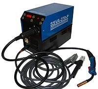 Сварочный инверторный полуавтомат SSVA-270P на 380 Вольт