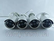 Беспроводной комплект для видео-наблюдения WiFi Full KIT (8 шт), фото 2