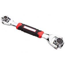 Универсальный торцевой ключ 48 в 1 Universal Wrench, фото 2