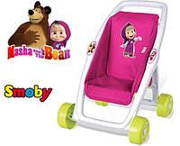 Оригинал. Коляска прогулочная для куклы Маша и Медведь Smoby 250201