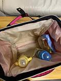 Сумка  рюкзак для мам Mommy Bag/Мамибэг. Рюкзак органайзер, фото 8