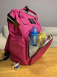 Сумка  рюкзак для мам Mommy Bag/Мамибэг. Рюкзак органайзер, фото 7