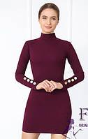 Короткий облягаючу сукню В 035/06, фото 1