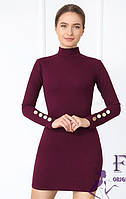 Короткое облегающее платье В 035/06, фото 1