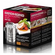Ветчинница Redmond RHP-M02 пресс форма для ветчины, нержавеющая сталь, фото 3