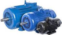 Электродвигатель крановый MTH 012-6  2.2 кВт 925 об, фото 1