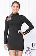Короткое облегающее платье В 035/07, фото 1
