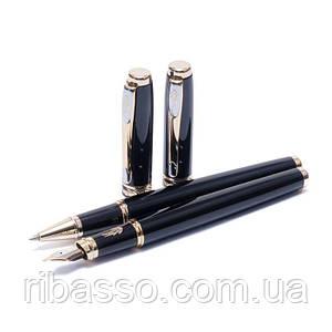 """Набор подарочный ручки перо и роллер """"Crocоdile"""" 200080"""