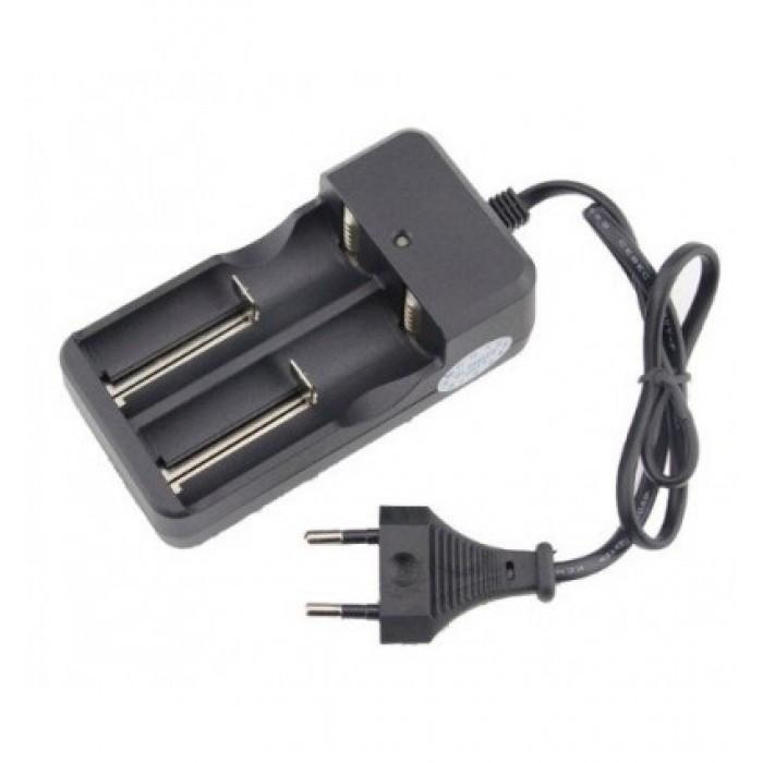 Зарядное устройство для 2-х 18650 Li-ion аккумуляторов 4.2V MD-282A