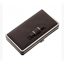 Женский кошелек Baellerry n1228 клатч Чёрный